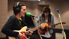 The 1975 in session