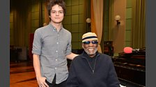 Ahmad Jamal and Jamie Cullum Interview