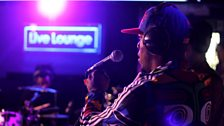 Rudimental in the Live Lounge