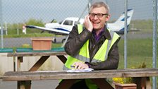 Jeremy Vine live at Biggin Hill
