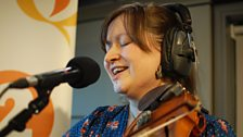Eliza Carthy session - 24 April 2013