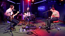 Two Door Cinema Club Live Lounge