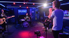 Mallory Knox in the Live Lounge