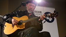 Richard Thompson at Maida Vale Studios