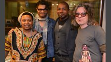 Meshell Ndegeocello In Session