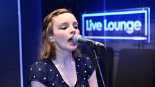 CHVRCHES in the Live Lounge Late