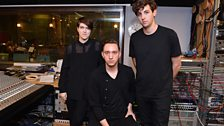 The xx in session from Maida Vale