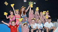 Atomic Kitten star Natasha Hamilton visits Marybone Youth Centre in Liverpool