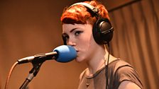Chloe Howl in session