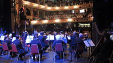 Music Hall Afficionados At The Hackney Empire