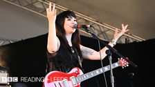 Skarlett Riot at Reading Festival 2013
