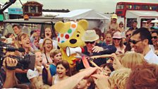Pudsey's CarFest South photo diary