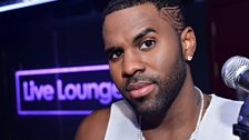 Jason Derulo in the Live Lounge