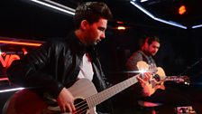 You Me At Six in the Live Lounge