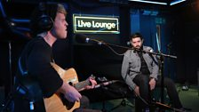 Kodaline in the Live Lounge