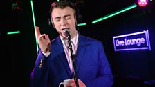 Sam Smith in the Live Lounge