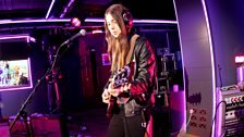HAIM in the Live Lounge