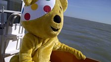 Pudsey on tour!