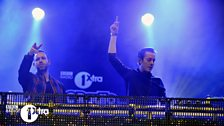 Chase & Status (DJ Set) at 1Xtra Live 2013