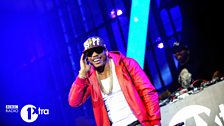 Nelly at 1Xtra Live 2013