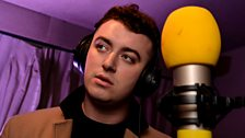 Sam Smith in Session