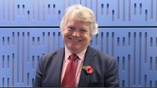 This Week's Essential Classics Guest: Michael Dobbs