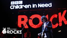 Jeff Lynne at Children In Need Rocks 2013