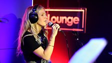 Ellie Goulding in the Live Lounge