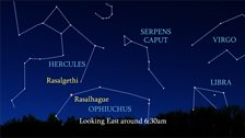 Night sky guide: December