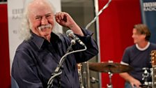 David Crosby at BBC Maida Vale Studios