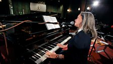 Natalie Merchant at BBC Maida Vale Studios