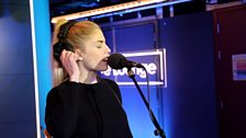 London Grammar in the Live Lounge