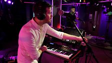 Gorgon City in the Live Lounge