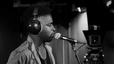 Kwabs Live Lounge