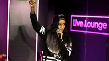 Angel Haze Live Lounge