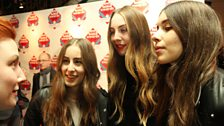 Alice on the Red Carpet - NME Awards 2014