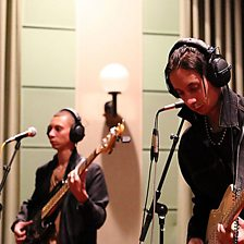 Cover art for The Place (Maida Vale session)