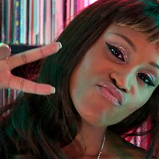 Cover art for Gangsta Lovin' (feat. Alicia Keys)