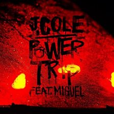 Cover art for Power Trip (feat. Miguel)