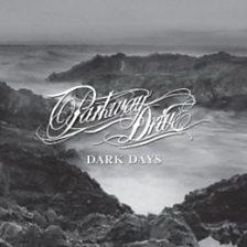 Cover art for Dark Days