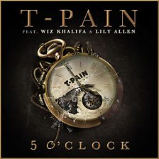 Cover art for 5 O'clock (feat. Wiz Khalifa And Lily Allen)