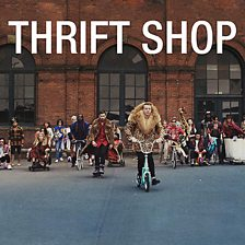 Cover art for Thrift Shop (feat. Wanz)