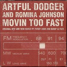 Movin' Too Fast (feat. Romina Johnson)