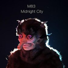 Cover art for Midnight City