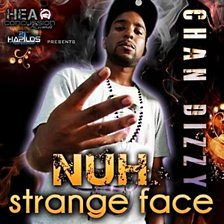 Cover art for Nuh Strange Face