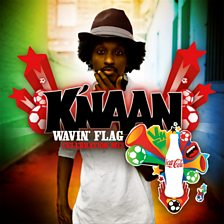 Cover art for Wavin' Flag