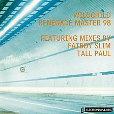 Cover art for Renegade Master 98