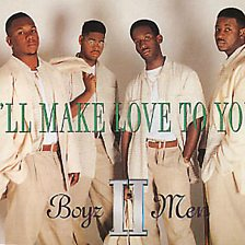 Cover art for I'll Make Love To You
