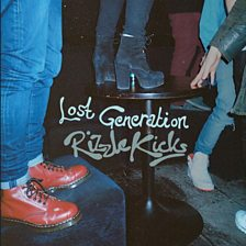 Cover art for Lost Generation