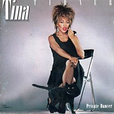 Cover art for Private Dancer